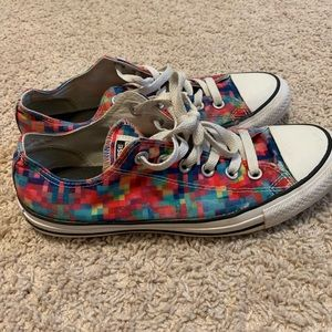 Converse Chuck Taylor Rainbow Pixel All Star